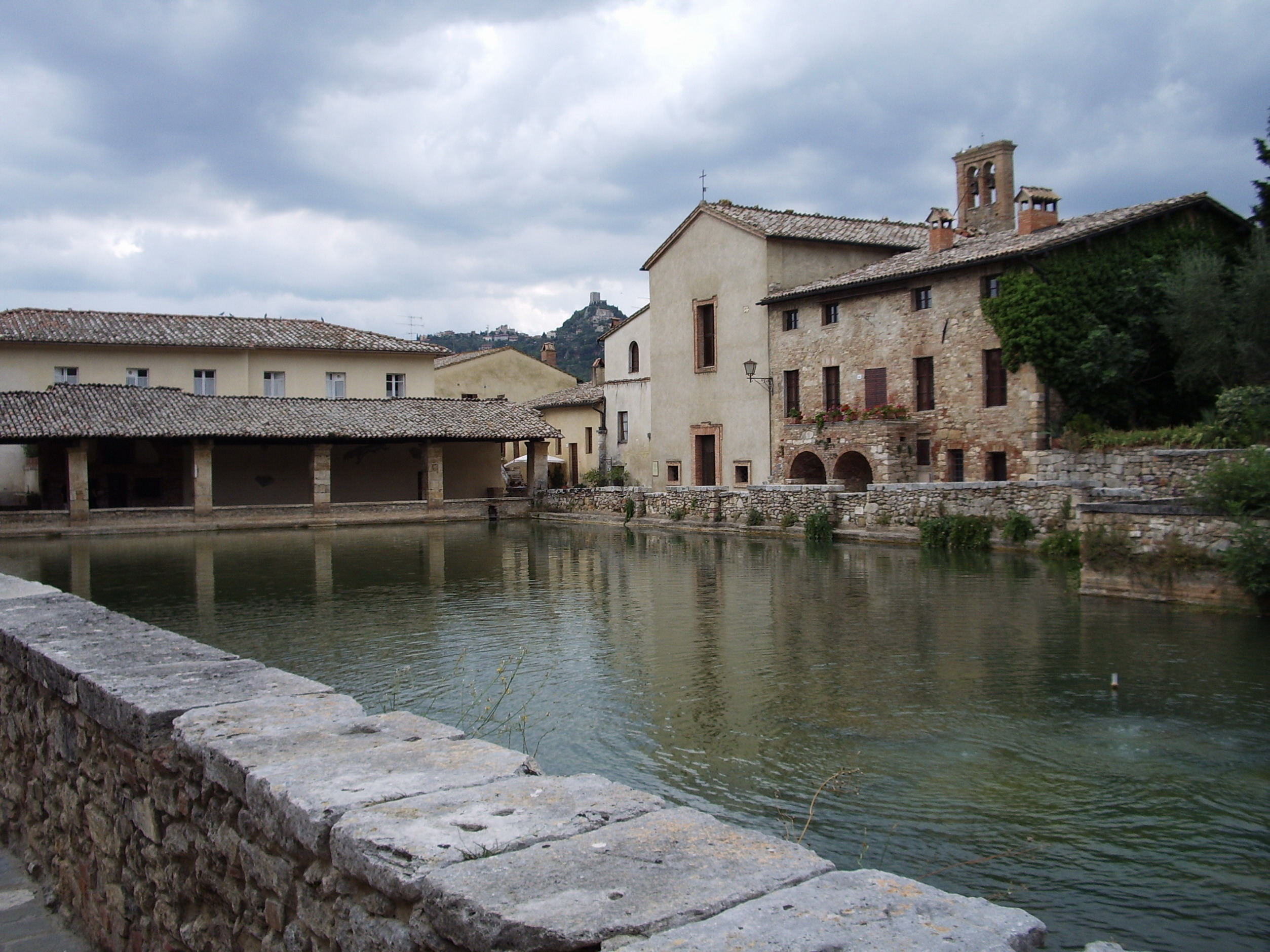Welcome to our blogAlong The Pilgrim Path: Visiting Bagno Vignoni - Welcome to our blog