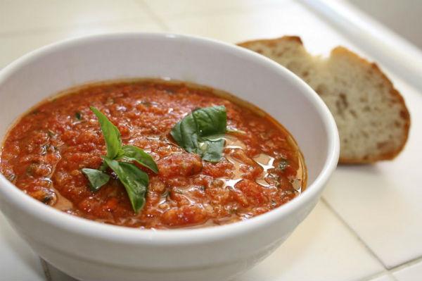 Ricetta della cucina tipica Toscana preparata dai cuochi di Villa Campestri Olive Oil Resort.