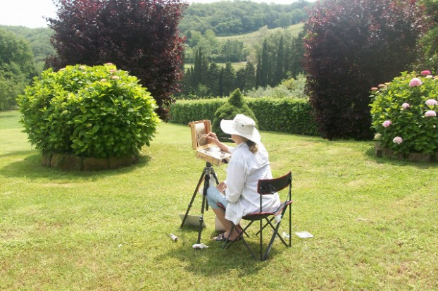 Participate in farm programs Villa Campestri means get the most the experience.