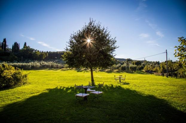 L'atmosfera che si respira in un resort di lusso in Toscana è impagabile!