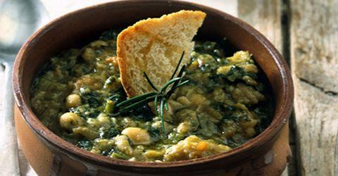 Villa Campestri Black Cabbage Soup