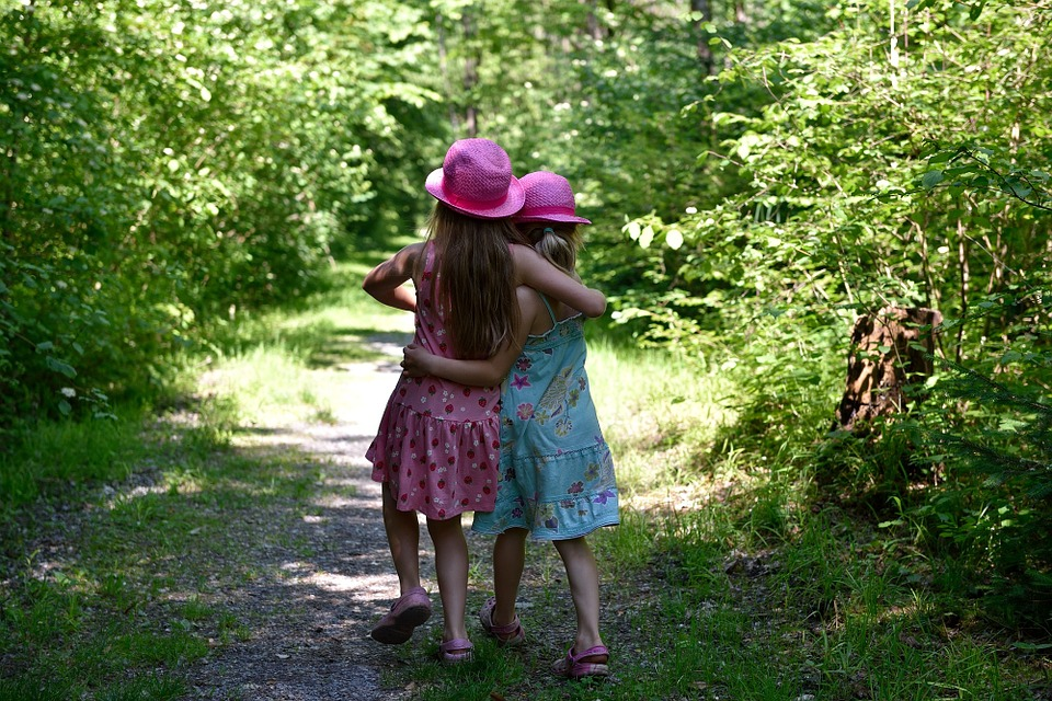 Agriturismo Toscana per bambini di Villa Campestri