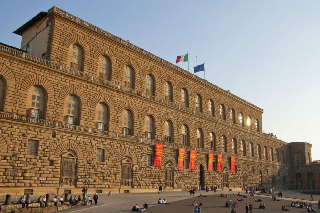 Palazzo Pitti e l'Arte fiorentina di Villa Campestri