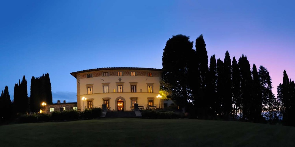 Charming hotel and historic mansion of Villa Campestri Olive Oil Resort