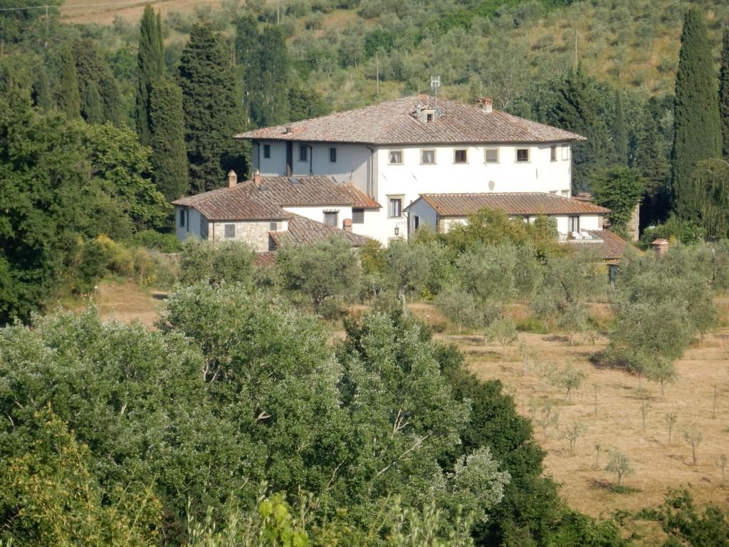Choice of Tuscany vacations at Villa Campestri Olive Oil Resort