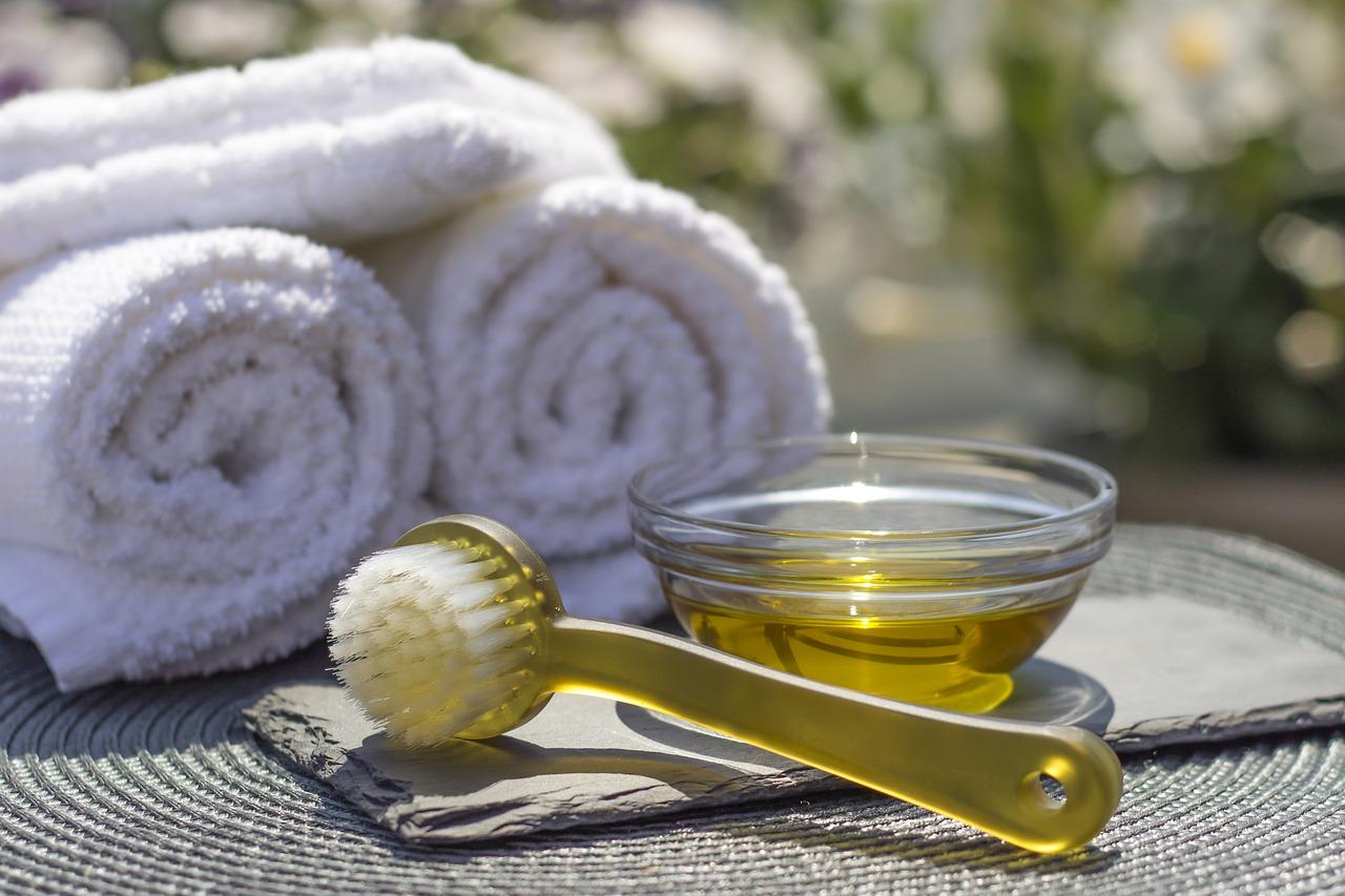 Vero massaggio ayurvedico all'Olio Extravergine di Villa Campestri Olive Oil Resort