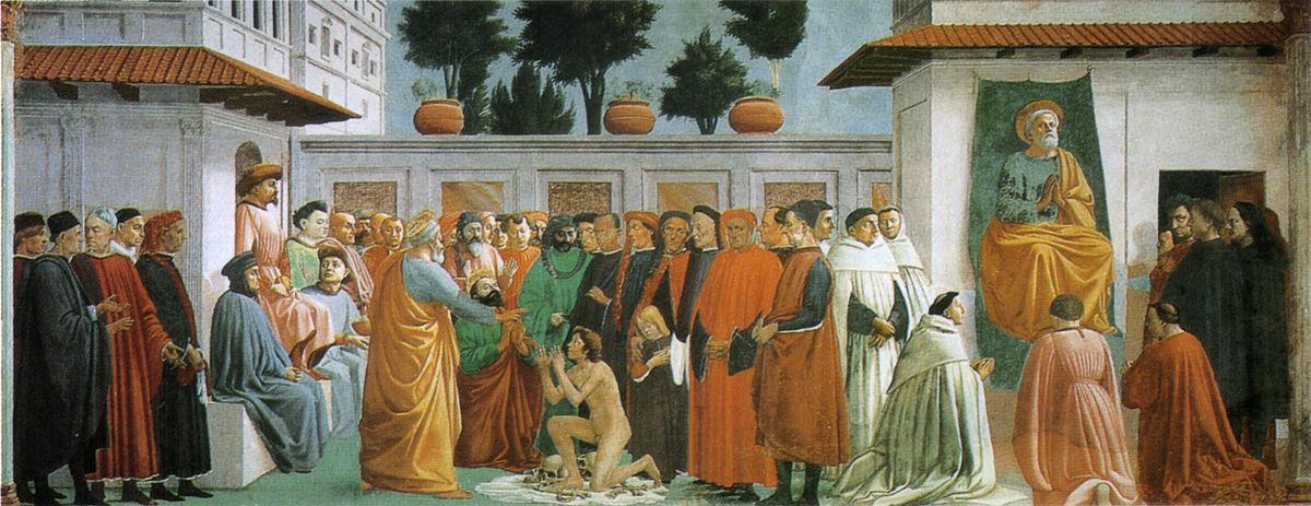 Renaissance artists told by Villa Campestri Olive Oil Resort