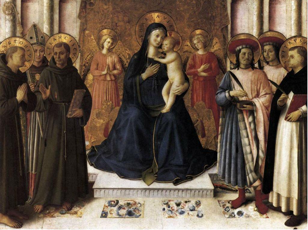 The Convent Bosco ai Frati in Mugello