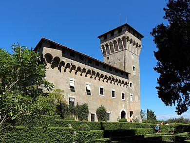 Medici Villa of Trebbio