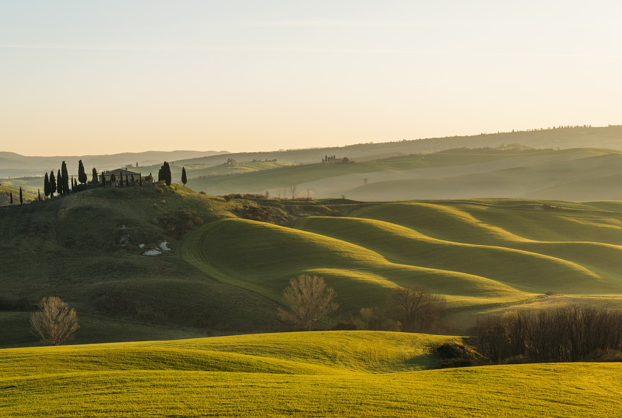 Villa Campestri Olive Oil Resort luxury farmhouse in Tuscany