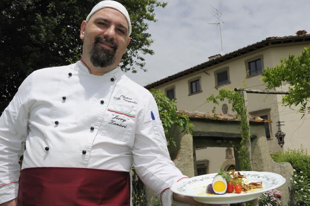 La ricetta dello sformato di cavolo nero di Villa Campestri Olive Oil Resort