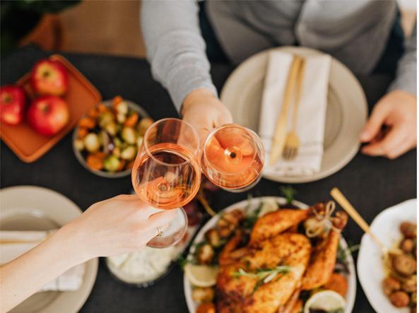 Thanksgiving Day 2020 with Villa Campestri Olive Oil Resort