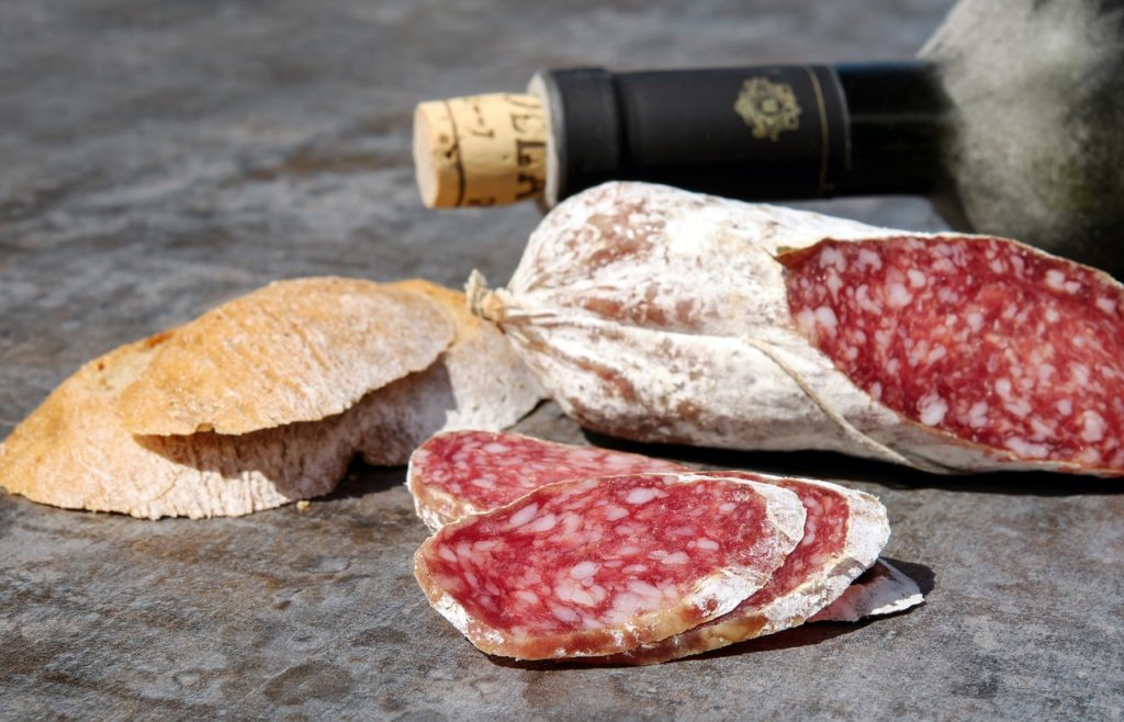 Tuscan cured meats that you cannot miss with Villa Campestri Olive Oil Resort