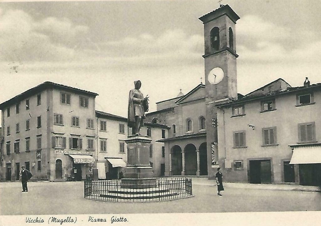 Art and History meet in Vicchio