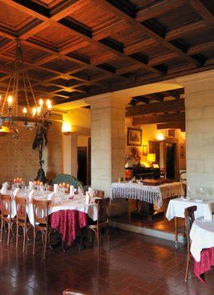 Cucina toscana tipica del ristorante L'Olivaia di Villa Campestri Olive Oil Resort