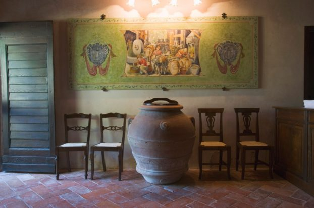 Olio toscano online dell'Oleoteca di Villa Campestri