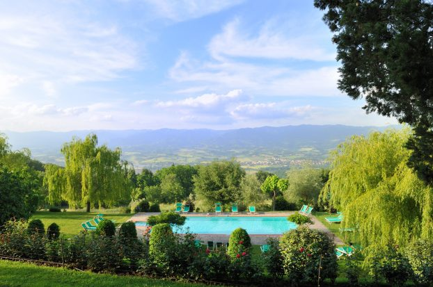 Resort di benessere in Toscana di Villa Campestri Olive Oil
