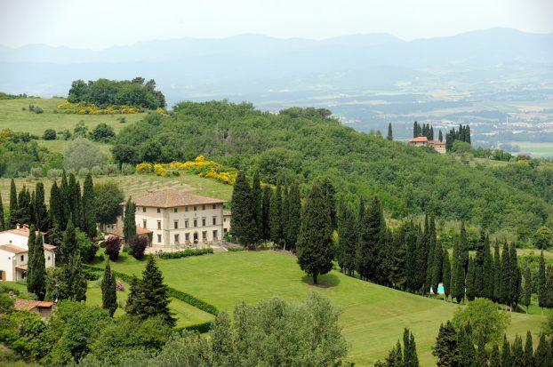 Resort di lusso in toscana di Villa Campestri Olive Oil Resort