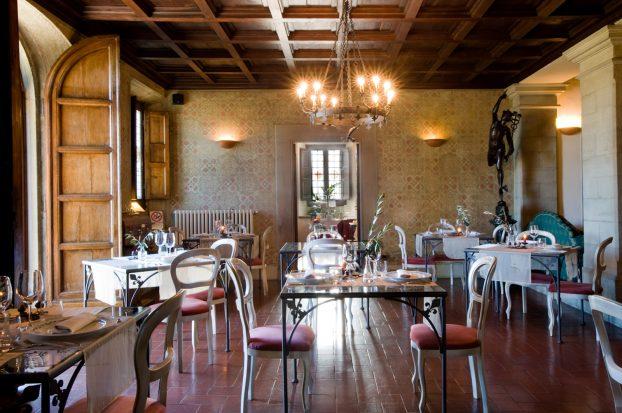 Ristoranti in Mugello con cucina tipica di Villa Campestri Olive Oil Resort