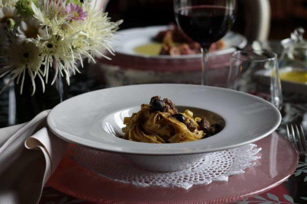 Corso di cucina tradizionale toscana di Villa Campestri Olive Oil Resort