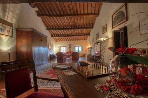 Hotel di lusso in Toscana di Villa Campestri Olive Oil Resort