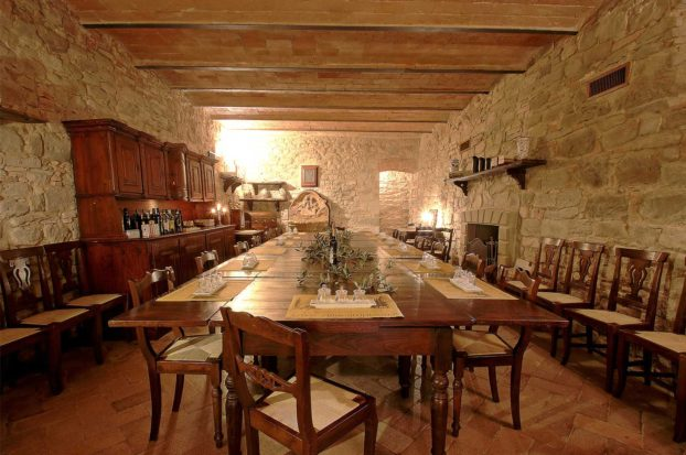 Oleoteca di Villa Campestri Olive Oil Resort