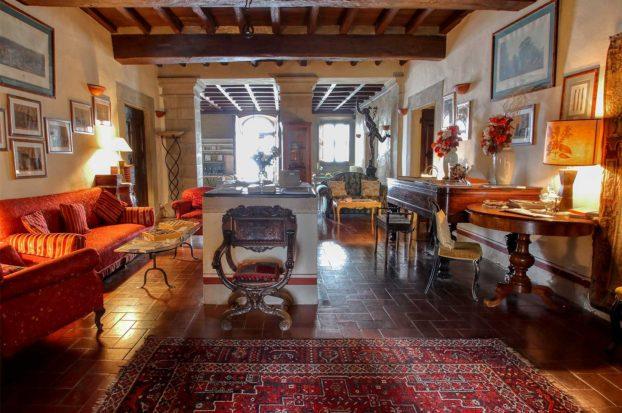 Resort di lussoin Toscana di Villa Campestri Olive Oil Resort