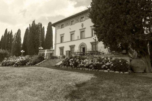 Villa rinascimentale in Toscana a Villa Campestri Olive Oil Resort